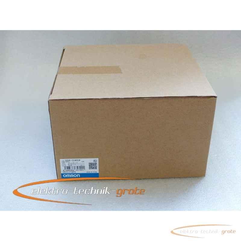 Omron Omron Power Supply S8VK-C24024 ungebraucht in versiegelter Orginalverpackung фото на Industry-Pilot