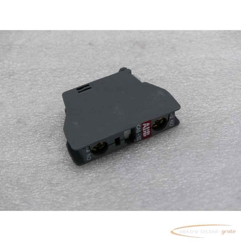 ABB ABB CA5-10 Hilfsschalter ungebraucht!  фото на Industry-Pilot