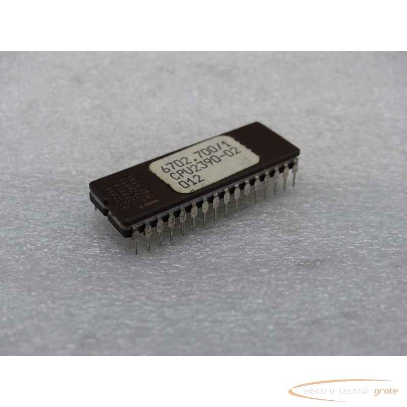 Hersteller unbekannt Deckel MAHO Software 16MC 700 Chip 33587-B216  фото на Industry-Pilot