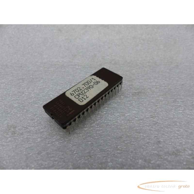 Hersteller unbekannt Deckel MAHO Software 16MC 700 Chip 33593-B216 фото на Industry-Pilot
