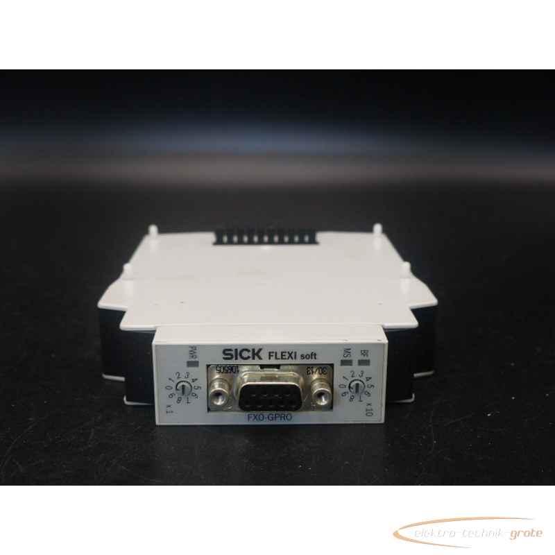 Sick SICK FX0-GPRO00000 Ident.No. 1044075 фото на Industry-Pilot
