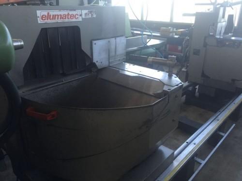 Усорезный станок с двумя пилами ELUMATEC DG 104 109714 фото на Industry-Pilot