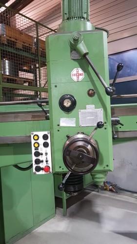 Радиально-сверлильный станок WMW HECKERT BR 40x1250/1 55 mm фото на Industry-Pilot