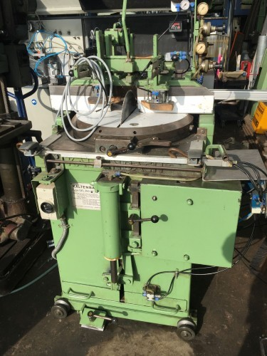 Circular saw/automatic KALTENBACH SKL 350 photo on Industry-Pilot