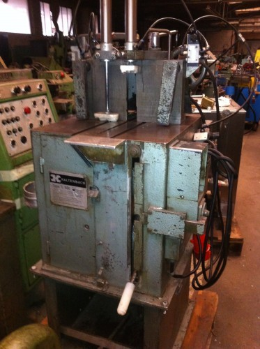 Circular saw/automatic KALTENBACH TL 500 photo on Industry-Pilot