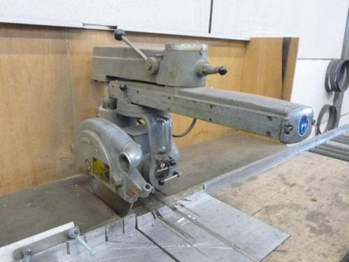 Circular saw/automatic ROCKWELL 14 RAS photo on Industry-Pilot