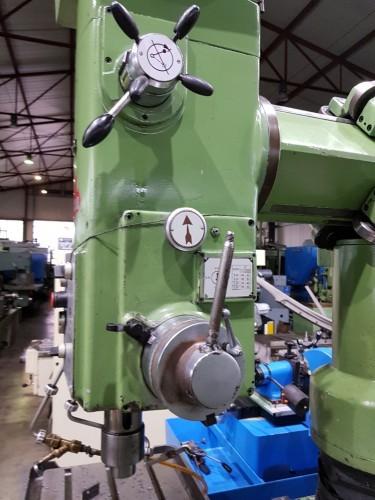 Скоростной радиально-сверлильный станок DONAU DR 32 4 autom. Vorschübe фото на Industry-Pilot