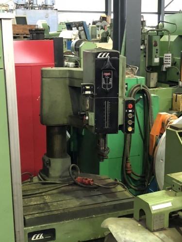 Скоростной радиально-сверлильный станок EFI FGR 204 110895 фото на Industry-Pilot