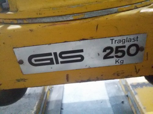 Lifting device GIS VACUJET 250 photo on Industry-Pilot