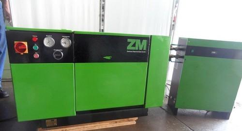 Винтовой компрессор ZM Zwickauer Maschinenfabrik ZMS 4.0/7.5 фото на Industry-Pilot