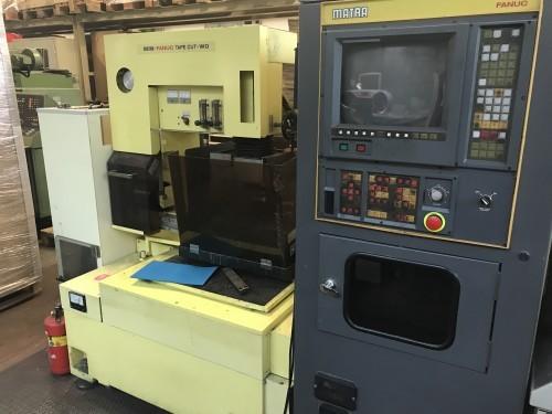 Wire-cutting machine MATRA-FANUC Tape-Cut Model WO photo on Industry-Pilot