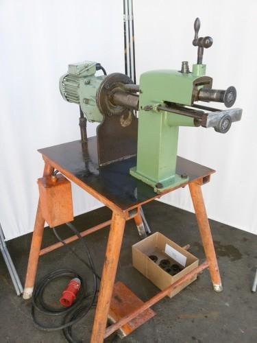 Роликовая листогибочная машина FASTI 401-45-0,8 фото на Industry-Pilot
