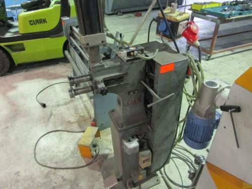 Роликовая листогибочная машина RAS 12.30 109786 фото на Industry-Pilot