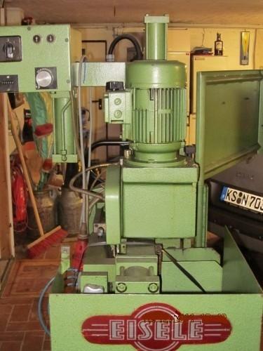 Дисковая пила - для алюминия, пластика, дерева EISELE VMS-II-PV / PROD фото на Industry-Pilot