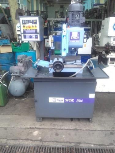 Дисковая пила - для алюминия, пластика, дерева MEP Tiger 370 SX 111851 Stahl und Weichmetalle geeignet фото на Industry-Pilot