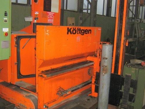 Четырёх колёсный погрузчик KÖTTGEN ESK 1000/2 SGS фото на Industry-Pilot