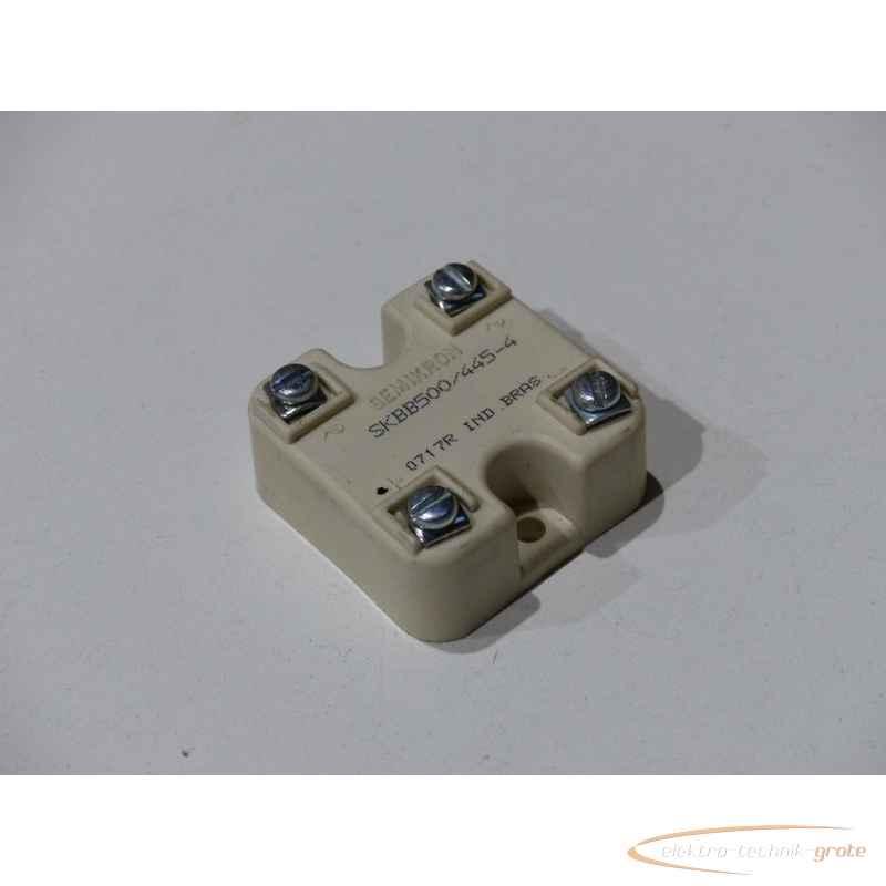 Semikron SKBB500 - 445-4 Leistungsbrückengleichrichter ungebraucht!  фото на Industry-Pilot