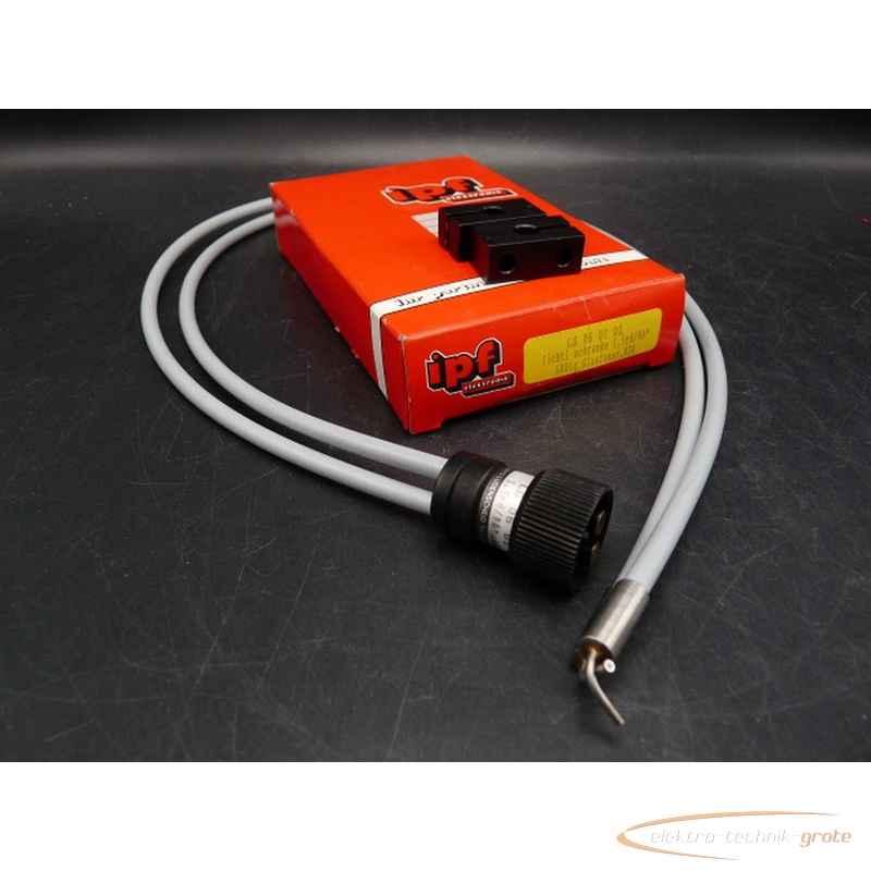IPF ipf LS 06 01 02 Lichtleitersensor ungebraucht!  фото на Industry-Pilot