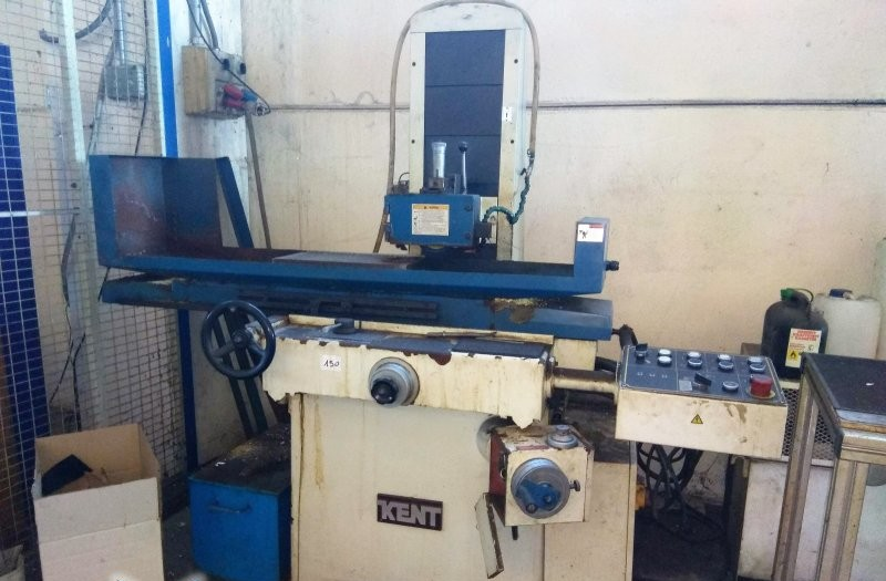 Surface Grinding Machine KENT KGS-250 AHD photo on Industry-Pilot