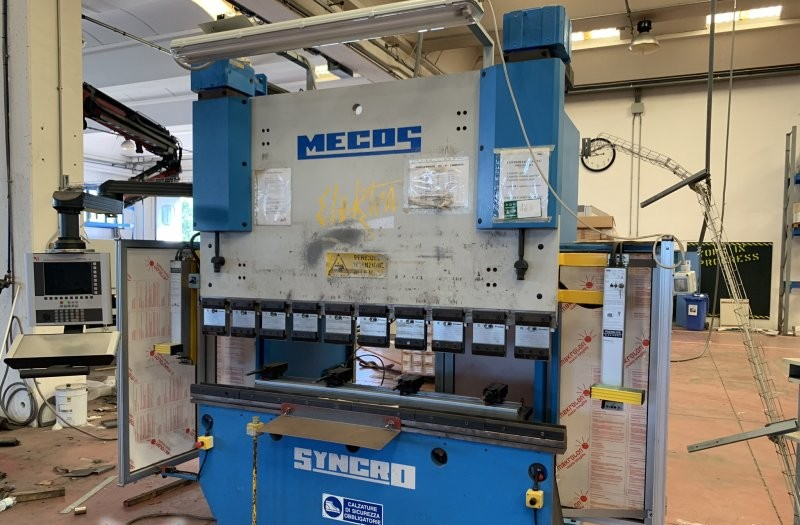 Press Brake hydraulic MECOS ELEKTRA 40/200 photo on Industry-Pilot