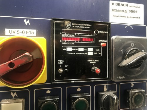 Circular saw/automatic BERG + SCHMID UKS 425 photo on Industry-Pilot