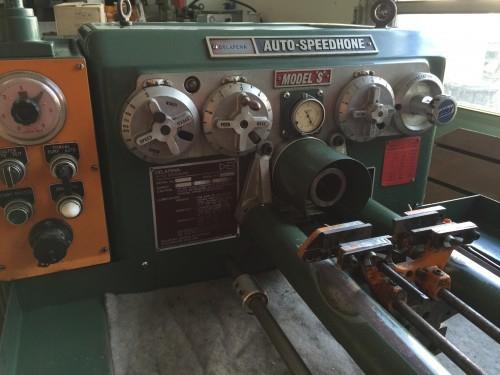 Honing machine - internal - vertical DELAPENA Auto-Speedhone Mod. S photo on Industry-Pilot