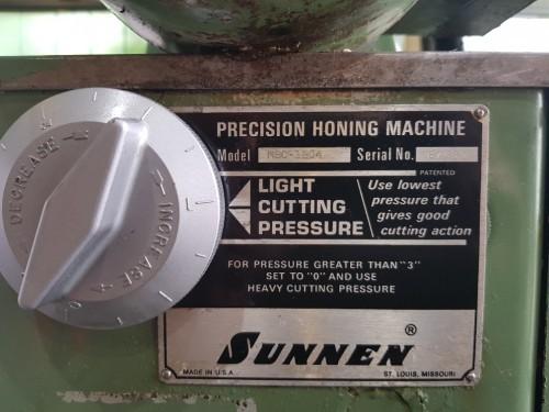 Honing machine - internal - vertical SUNNEN MBC 1804 photo on Industry-Pilot