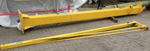 Поворотный кран на колонне ABUS LS 250 kg фото на Industry-Pilot