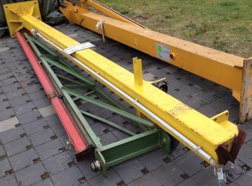 Поворотный кран на колонне UNBEKANNT 250 kg фото на Industry-Pilot