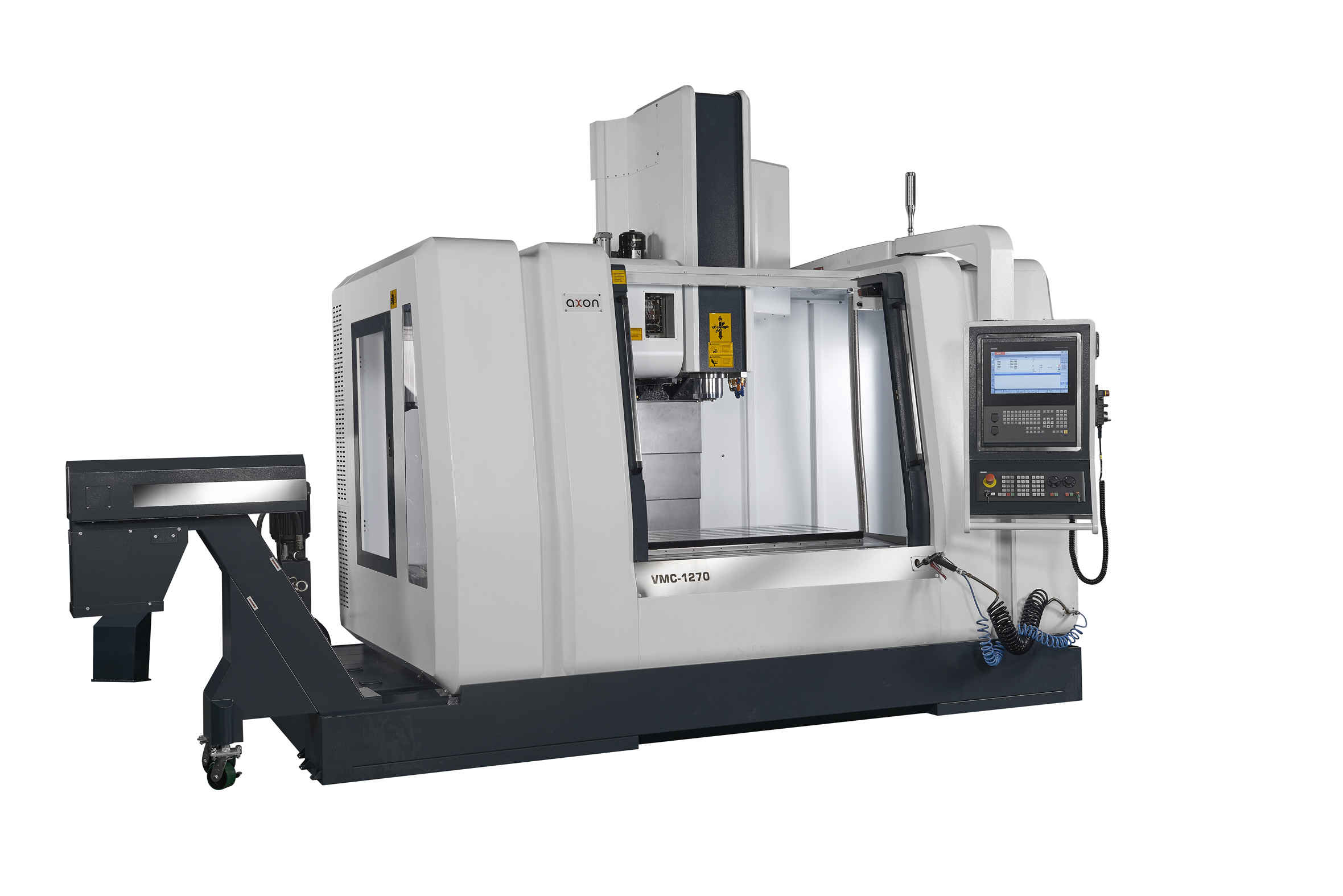 Machining Center - Vertical Axon VMC 1270 photo on Industry-Pilot