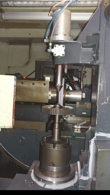 Gear grinding machines butts HOEFLER Helix 400 photo on Industry-Pilot