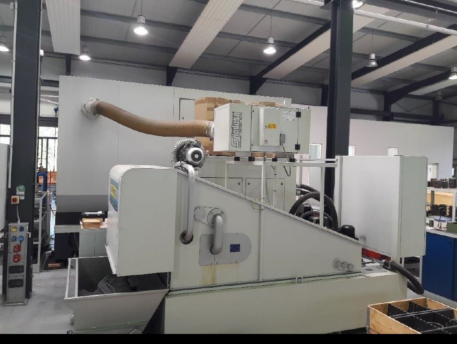Gear grinding machines butts HOEFLER Rapid 800 K photo on Industry-Pilot