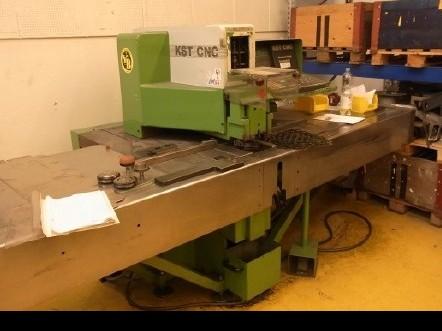 Turret Punch Press BOSCHERT KST CNC 25/500/1000 photo on Industry-Pilot