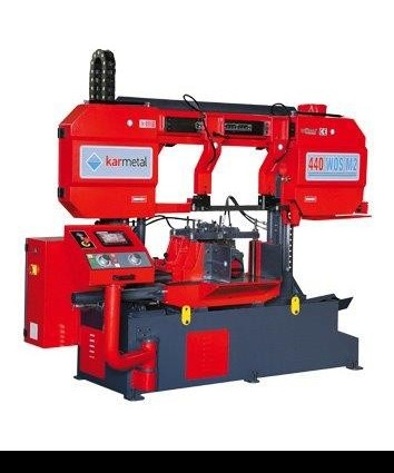 Bandsaw metal working machine - Automatic KARMETAL 440 WOS M2 photo on Industry-Pilot