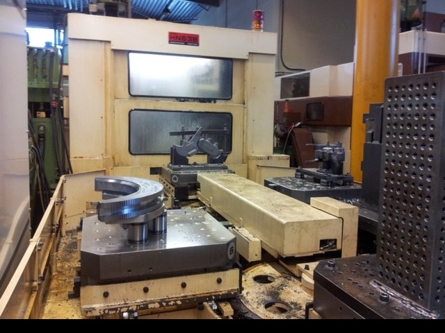 Milling Machine - Horizontal NIIGATA HN 63 B photo on Industry-Pilot