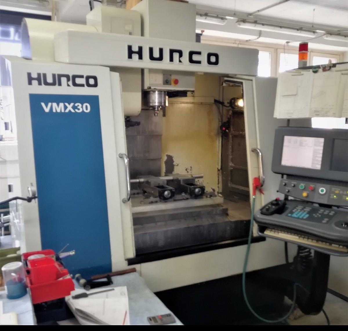 Machining Center - Vertical HURCO VMX30 photo on Industry-Pilot