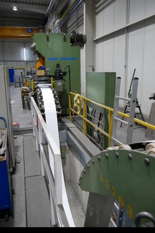 Профилирующий стан Schleicher Ideal Edelhoff  фото на Industry-Pilot