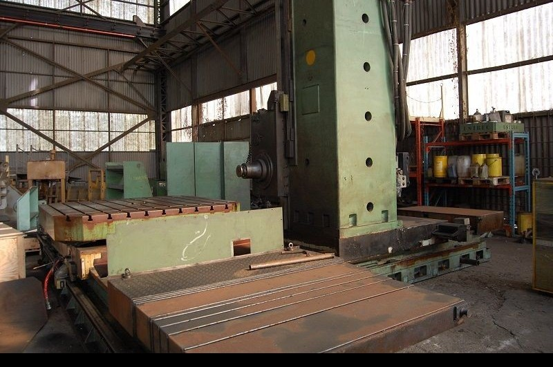 Horizontal Boring Machine TOS WHN 13.B фото на Industry-Pilot