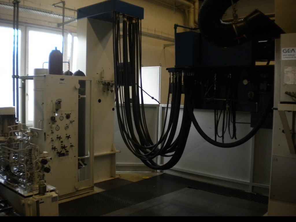 Horizontal Boring Machine UNION CBFK 150/2 photo on Industry-Pilot