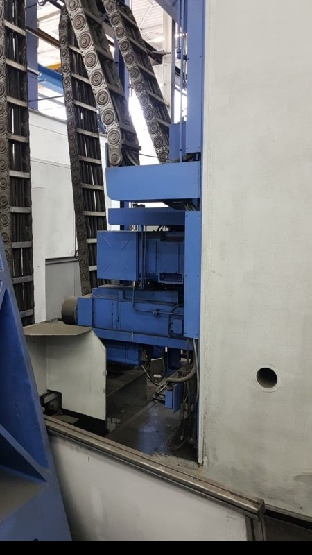 Horizontal Boring Machine SCHARMANN Ecocut2.2 TDV 3 850 M mm photo on Industry-Pilot