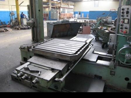 Horizontal Boring Machine DEFUM WFB 80 photo on Industry-Pilot