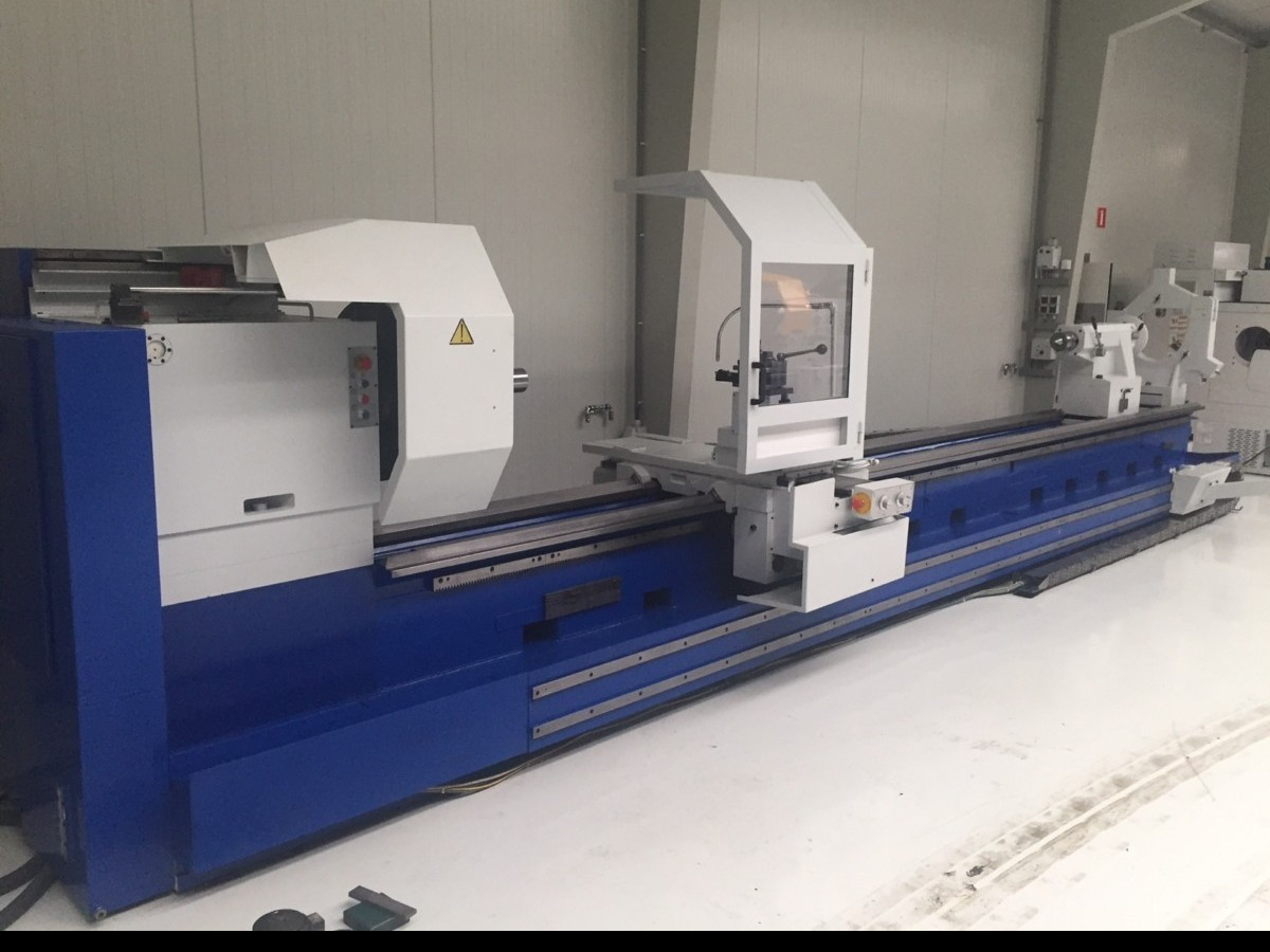 CNC Turning Machine POREBA TRP 110 MN photo on Industry-Pilot