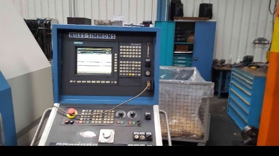CNC Turning Machine NILES N 22 840 c photo on Industry-Pilot