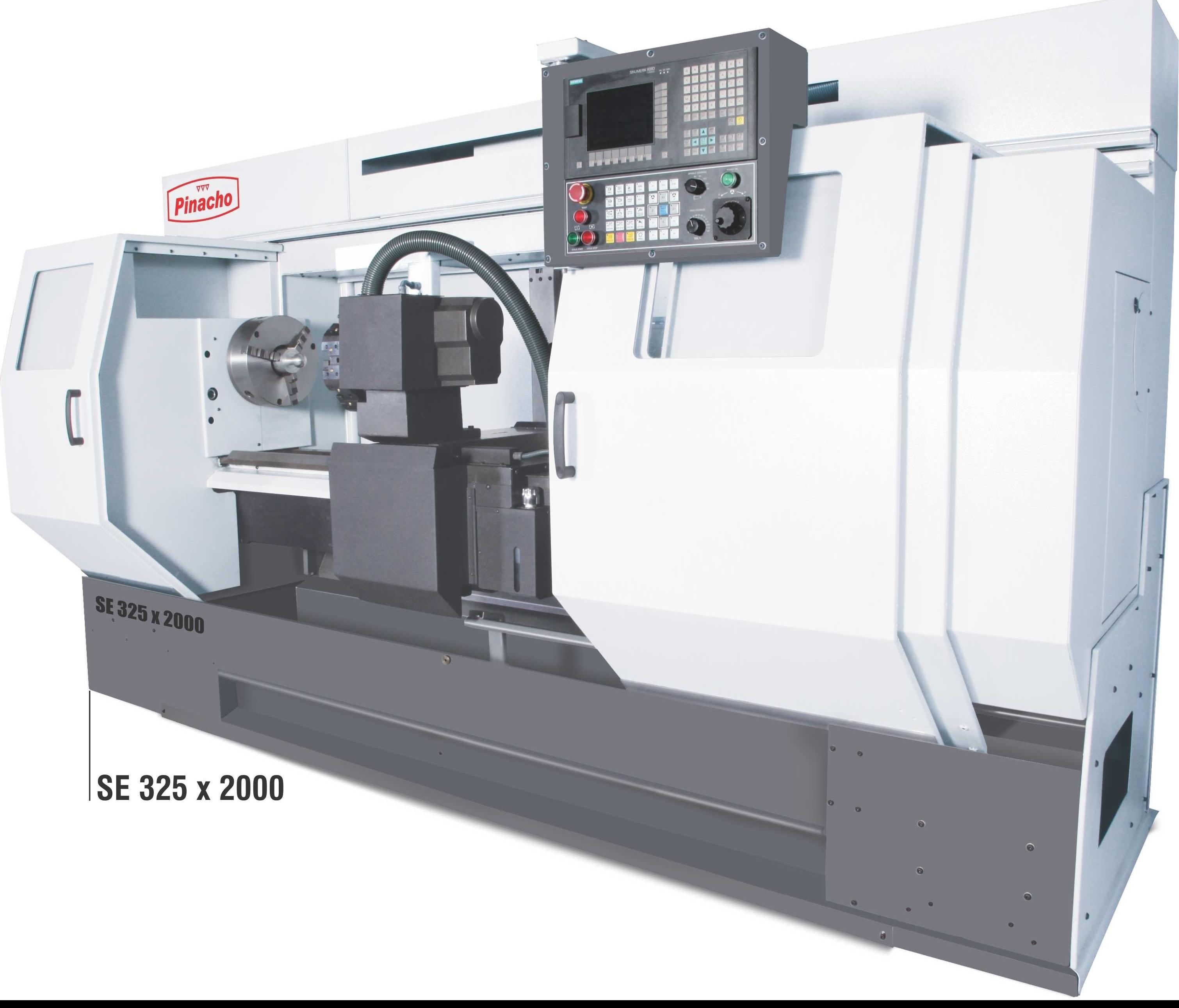 CNC Drehmaschine PINACHO SE 200x1000 Bilder auf Industry-Pilot