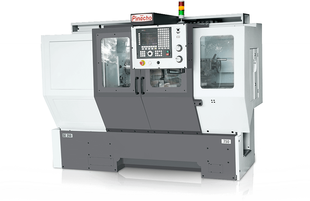 CNC Turning Machine PINACHO SE 200x750 photo on Industry-Pilot