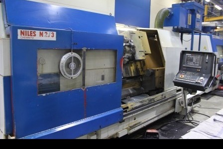 CNC Turning Machine NILES N 2/3 photo on Industry-Pilot