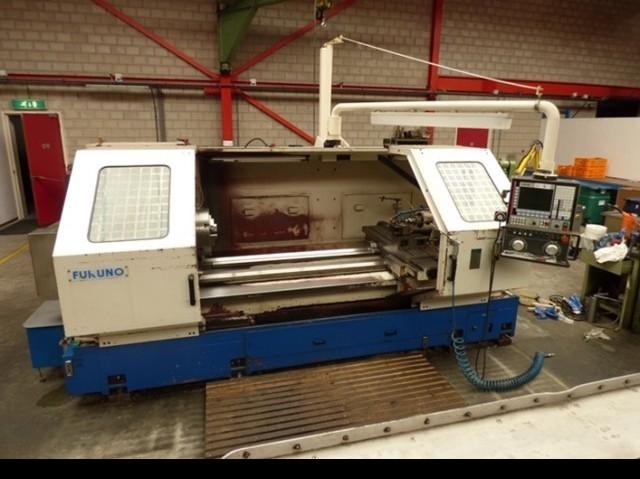 CNC Turning Machine Fukuno Seiki Seiki 2680 photo on Industry-Pilot