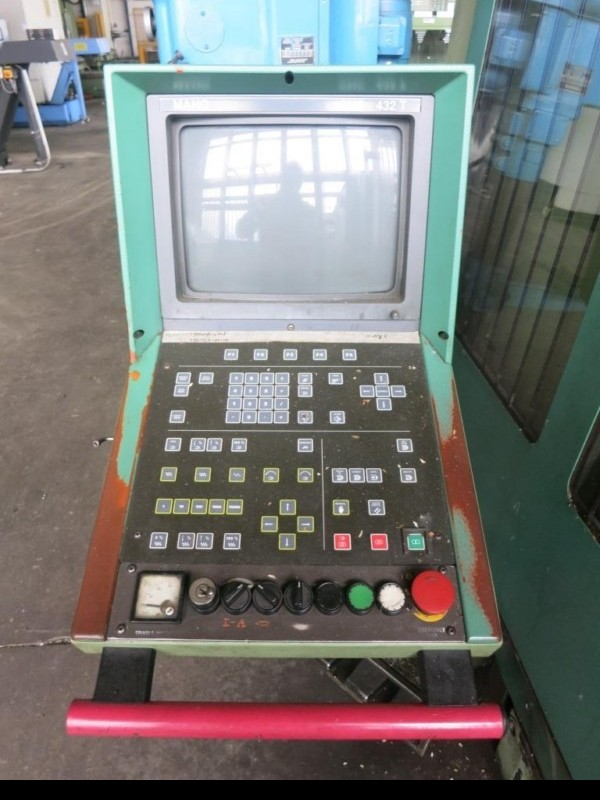 CNC Turning Machine - Inclined Bed Type MAHO-GRAZIANO GR 400 C photo on Industry-Pilot