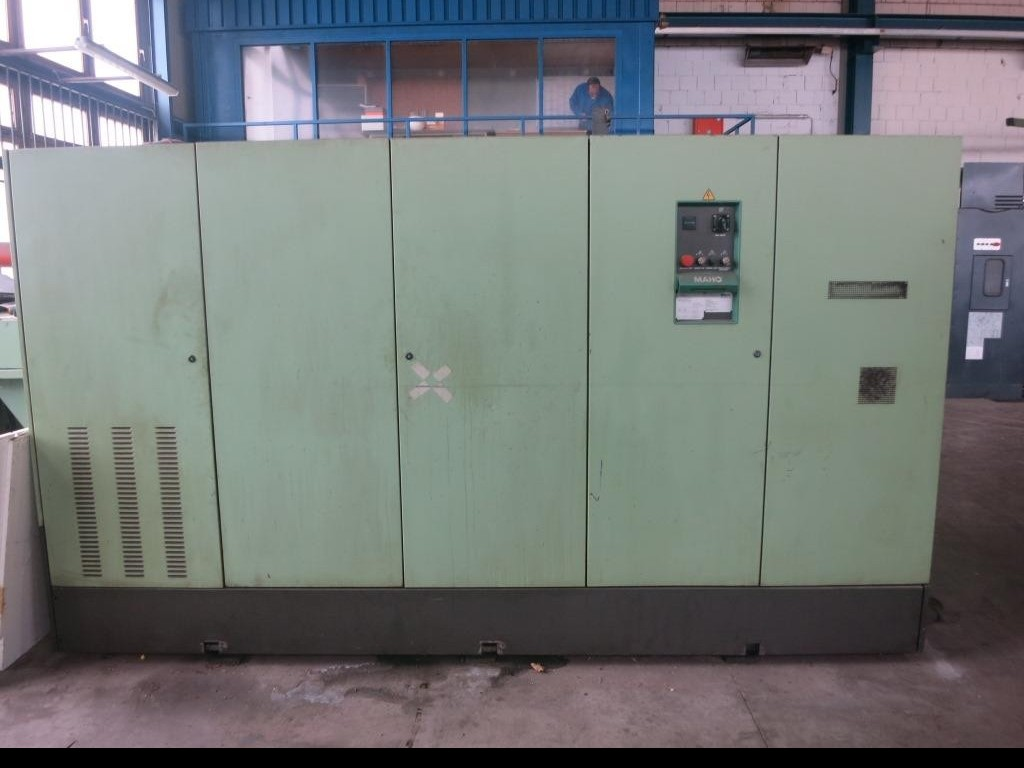 CNC Turning Machine - Inclined Bed Type MAHO-GRAZIANO GR 400 C фото на Industry-Pilot