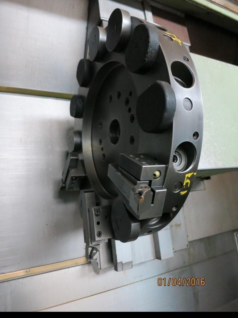 Токарный станок с наклонной станиной с ЧПУ MAHO-GRAZIANO GR 500 C Heidenhain фото на Industry-Pilot